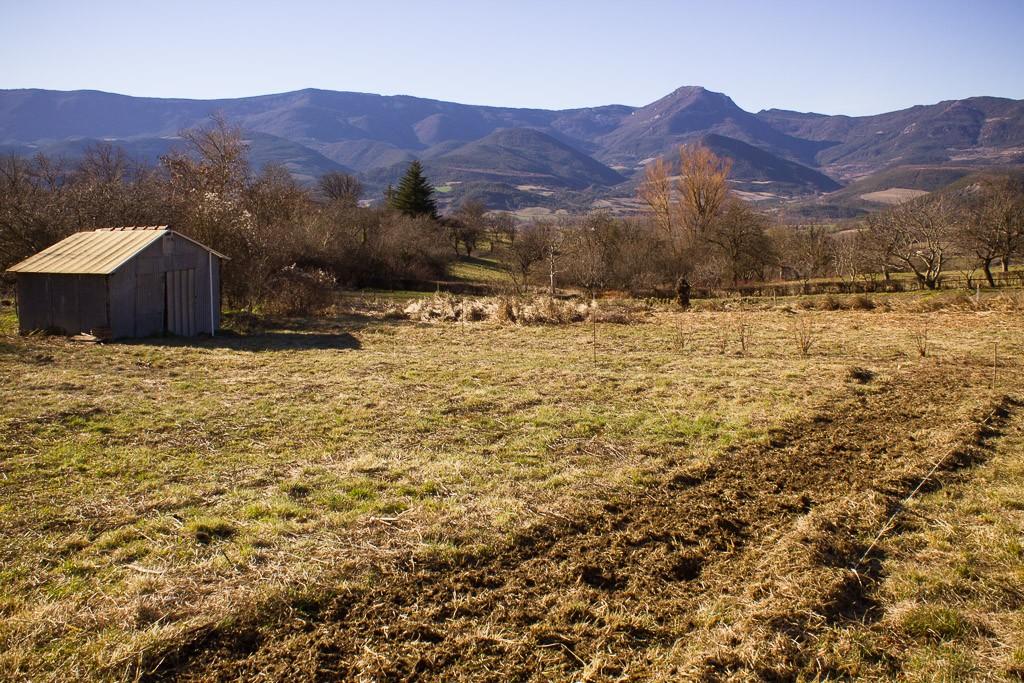 ferme acagnarda travail du sol agroécologie