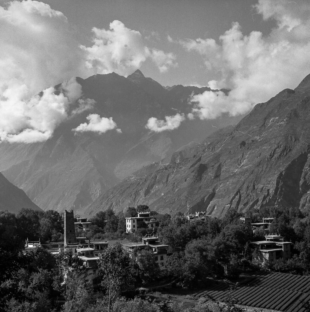 vallée de danba sichuan